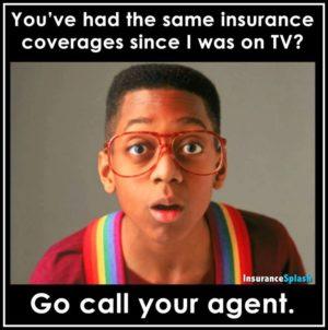 urkel insurance meme