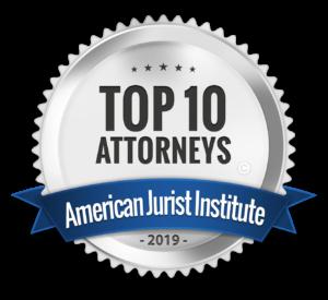 American Jurist Institute badge