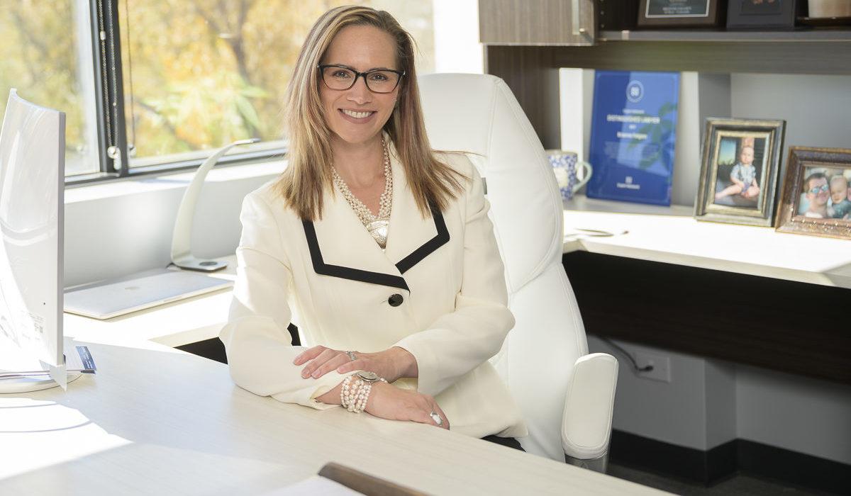 Brianne Falgien - Denver Personal Injury Lawyer