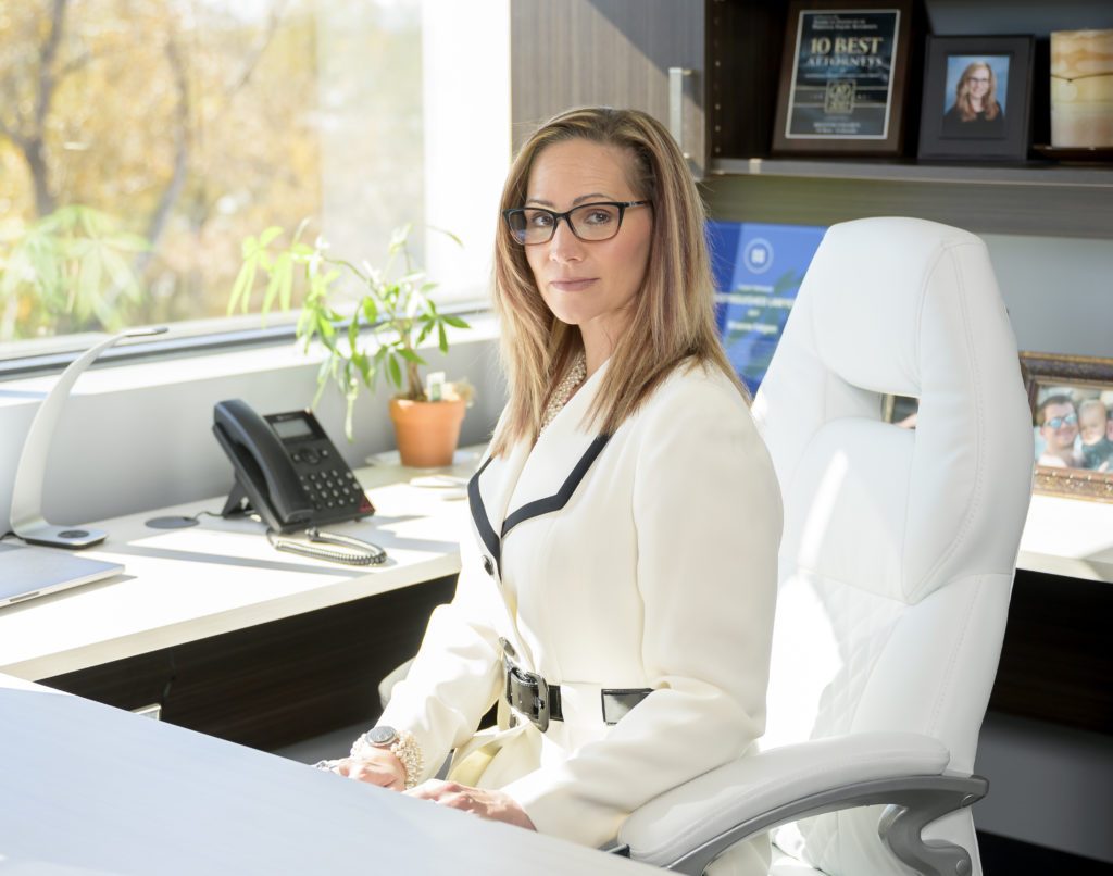 Brianne Falgien Workers Compensation and Personal Injury Attorney